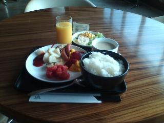 20091112今日の朝食